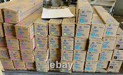 4 NEW Genuine Konica Minolta TN514K TN514C TN514M TN514Y Toner Set with wx103