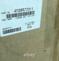 4038R77300-Genuine Konica Minolta (4038R77311) Fuser Unit 110 / 120 Volt, OEM