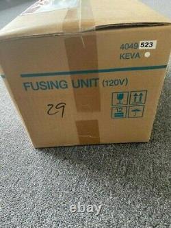 4049513-Genuine Konica Minolta FUSING UNIT, 15FU, OEM SEALED BOX