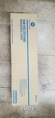 A0600JF IU610C Genuine Konica Minolta Cyan Imaging Unit FOR C451, C550, C650
