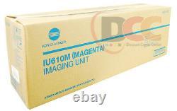 A0600df Genuine Konica Minolta Bizhub C550 C451 C650 Magenta Imaging Unit Iu610m