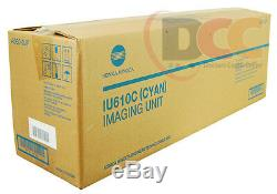 A0600jf Genuine Konica Minolta Bizhub C550 C451 C650 Cyan Imaging Unit Iu610c