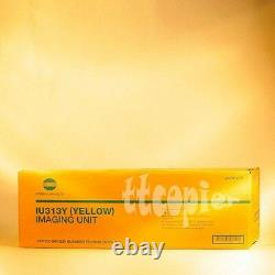A0DE07F IU313Y Genuine Konica Minolta Yellow Imaging Unit or Bizhub C353 C353P