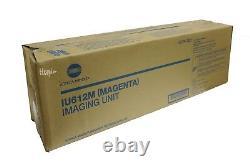 A0TK0ED IU612M GENUINE KONICA MINOLTA BIZHUB C452 C552 C652 Magenta Imaging Unit