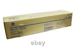 A2XN03D DV512K Genuine Bizhub C554 C454 C364 C284 C224 Black Developing Unit