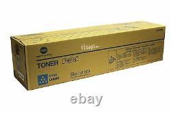 A3VU430 TN711C TN-711C Genuine Konica Minolta Cyan Toner For C654 C754