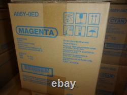 A85Y0ED-Genuine Konica Minolta (IU-214M) Magenta Imaging Unit, OEM