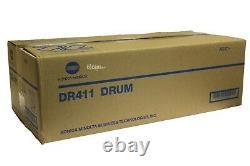 DR411 A2A103D Genuine Konica Minolta Drum For Bizhub 223 283 363 423 36 42