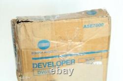 DV616K A5E7600 DV-616K Genuine Konica Minolta Black Developer For C1100 C1085