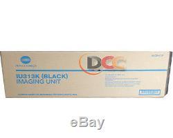 Genuine IU313K Black Imaging Unit for Konica Minolta Bizhub C353
