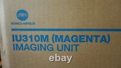 Genuine Konica Minolta 4047-601 IU310M Bizhub C351/C450 Magenta Imaging Unit NEW