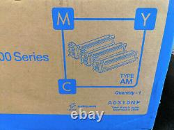 Genuine Konica Minolta A0310NF. IMAGING UNIT CMY VALUE KIT. NEWith SEALED