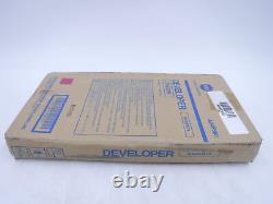 Genuine Konica Minolta A04P800-DV610M Magenta Developer bizhub Pro C5500, C5501