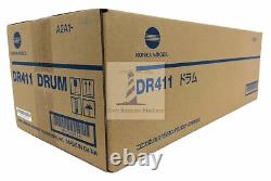 Genuine Konica Minolta BIZHUB 223/ 283/ 36/ 363/ 42 Drum DR411 A2A103D
