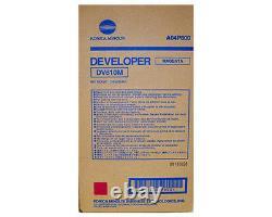 Genuine Konica Minolta BIZHUB PRO C5500 / C6500 Magenta Developer DV610M A04P800