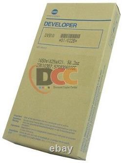 Genuine Konica Minolta Bizhub Pro 950 920 022b Dv-910 Dv910 Developer