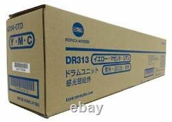 Genuine Konica Minolta DR313 A7U4-0TD A7U40TD CYM COLOR DRUM UNIT