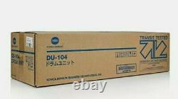 Genuine Konica Minolta DU-104 (A2VG0Y0) Drum Unit bizhub PRESS C6000, C7000, C70HC