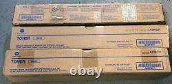 Genuine Konica Minolta TN513 Toner A33K031 lot of 3