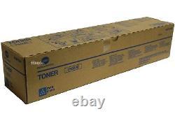 Genuine Konica Minolta TN622C (A5E7430) Cyan Toner Cartridge
