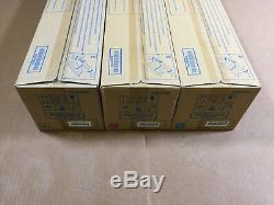 Genuine Konica Minolta TN711 CMY Color Toner For Bizhub C654 C654e C754 C754e