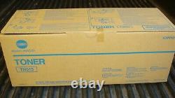 Genuine Konica Minolta Tn015 A3vv131 Black Toner Tn-015
