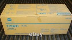 Genuine Konica Minolta Tn015 A3vv131 Black Toner Tn-015 No Box