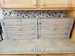 Genuine Konica Minolta Tn512 A33k132-a33k432 Toner Set Bizhub C454 C554 /