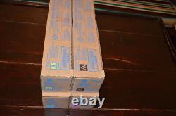 Genuine Konica Minolta Tn512 Toner Cartridges Full Set New Sealed Boxes