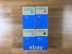 Genuine Konica TNP79 CMYK Toner Set for Bizhub C4050i C3350i FedEx 2 Day