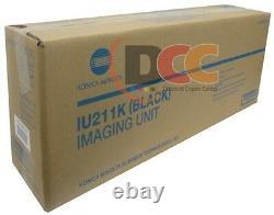 Iu211k Genuine Konica Minolta Bizhub C203 C253 Black Imaging Unit