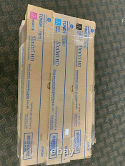 Konica Minolta TN321 Genuine Toner Cartridge Set 10 Pack