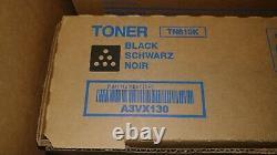 Konica Minolta TN619K x1, TN619M x1, TN619Y x2 genuine toners