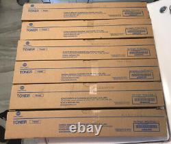 Konica Minolta Tn325 (a8da030) Toner Bizhub 308/368 (6) Genuine