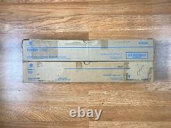 Lot of 2 Genuine Konica TN322 A33K030 Black Toner Cartridge Same Day Shipping