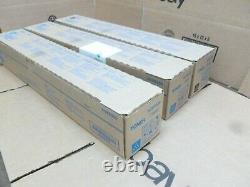 NEW & Genuine Konica Minolta TN619C TN619K CK TONERS C1070 C1060 Lot of 3