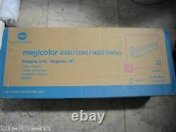 New Genuine Konica Minolta Magenta Imaging DRUM Unit 4600 4650 5500 5600 A0310AF