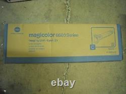 New! Genuine Konica Minolta Magicolor 8600 8650DN Cyan Imaging Drum A0DE0JG