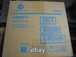New! Genuine Konica Minolta PagePro 4600 4650 4650EN Printer Toner A0FN011