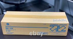 New Genuine OEM Konica Minolta Du-105 Drum unit A5WH0Y0 Free Shipping