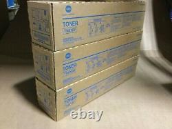 Set of Genuine Konica TN616C / TN616Y / TN616M Toner for C6000/C7000 (31K YLD)
