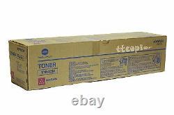 TN612M, A0VW335 Genuine Konica Minolta bizhub PRO C6501, C5501 Magenta Toner