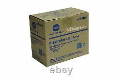TNP18C A0X5450 Genuine Konica Minolta Magicolor Cyan Color Toner For 4750EN