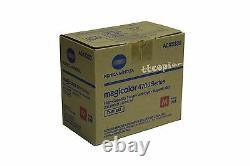 TNP18M A0X5350 Genuine Konica Minolta Magicolor Magenta Color Toner For 4750EN