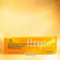 A0de07f Iu313y Genuine Konica Minolta Yellow Imaging Unit Ou Bizhub C353 C353p
