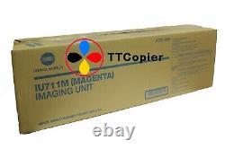 A2x20ed Iu711m Genuine Konica Minolta Magenta Imaging Unit Pour Bizhub C654 C754