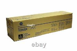 A3vu130 Tn711k Tn-711k Toner Noir Véritable Konica Minolta Pour C654 C754