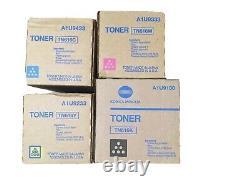 Cartouche De Toner Authentique Konica Minolta Tn616c/m/y/k