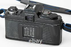 Fedex Mint Minolta X-500 Corps Noir + MD 35-70mm F3.5 Macro + Sangle Authentique