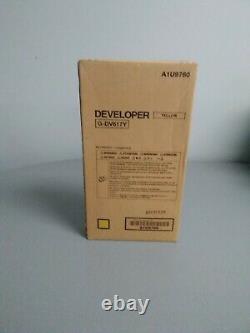 Konica Minolta Dv617y A1u9760 G-dv617y Unité De Développement Jaune Véritable Pour C7000
